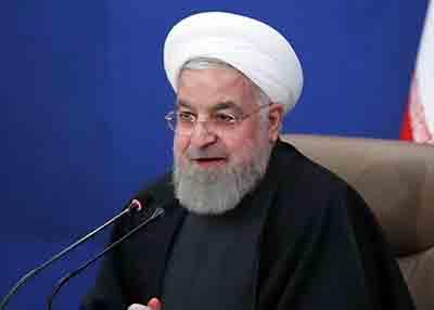 روحانی: اینکه بگوییم در این 8 سال هیچ کاری نشده، ظلم به مردم است